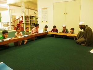 Children's Classes @ Masjid at-Taqwa | Auckland | Auckland | New Zealand