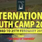 International Youth Camp 2018
