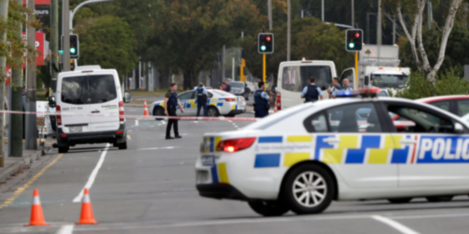 Terrorist Attack Christchurch: Press Statement On Christchurch Massacre / Terrorist